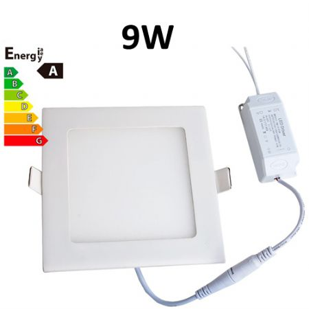 Jsg Accessories Led Square Recessed Ceiling Panel Down